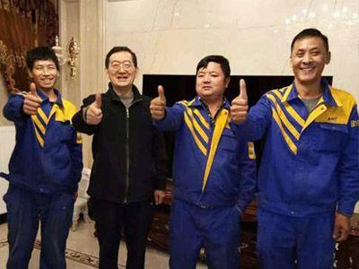 珠江新城朱老板表障