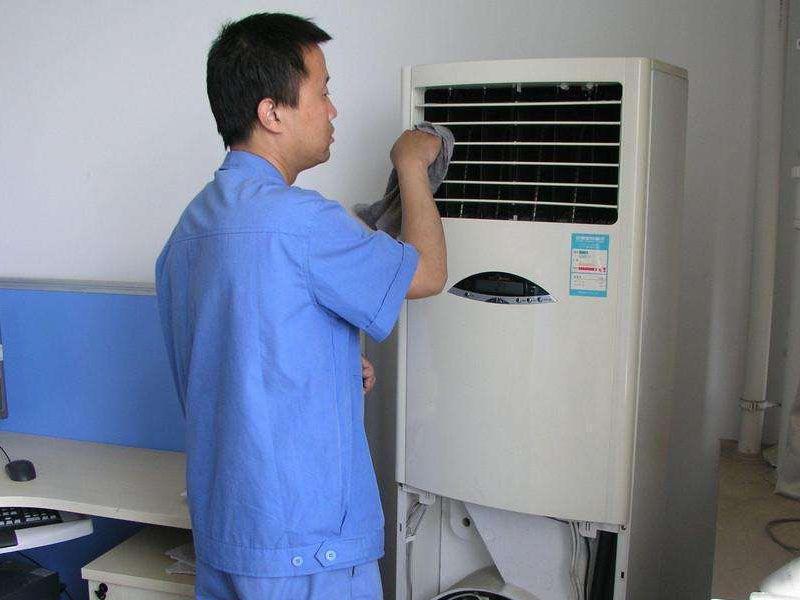柜機空調清洗保養