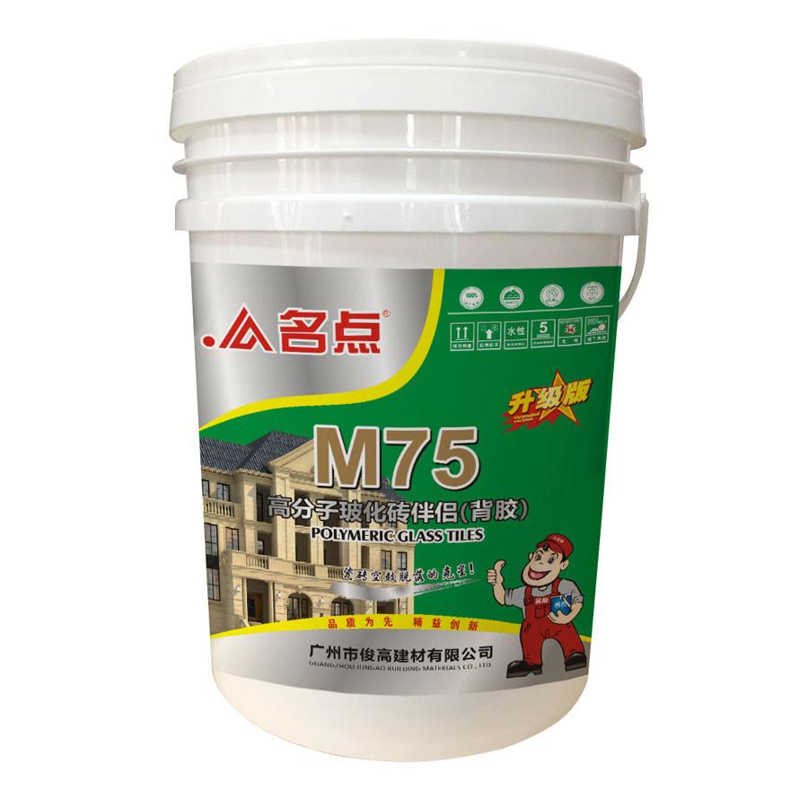 M75高分子玻璃砖伴侣(背胶)