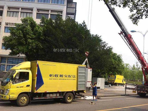 广州设备吊装