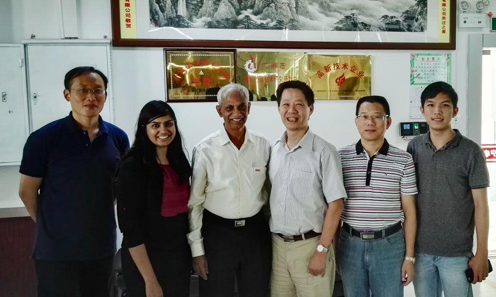 印度SANDS CEO谈合作