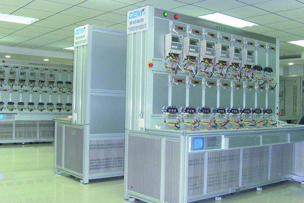 北京电力计量中心16表三相全隔离台