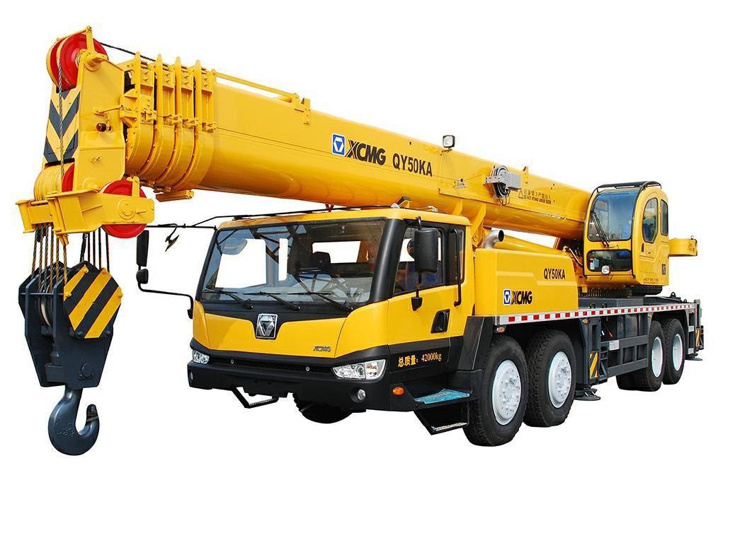 起重吊车8-50吨