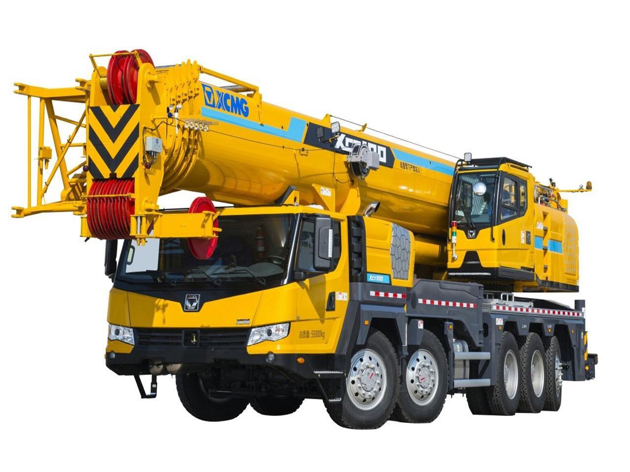 起重吊车50-100吨