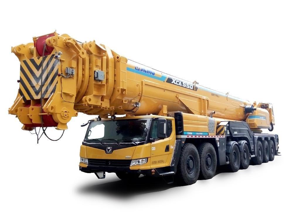 起重吊车550吨