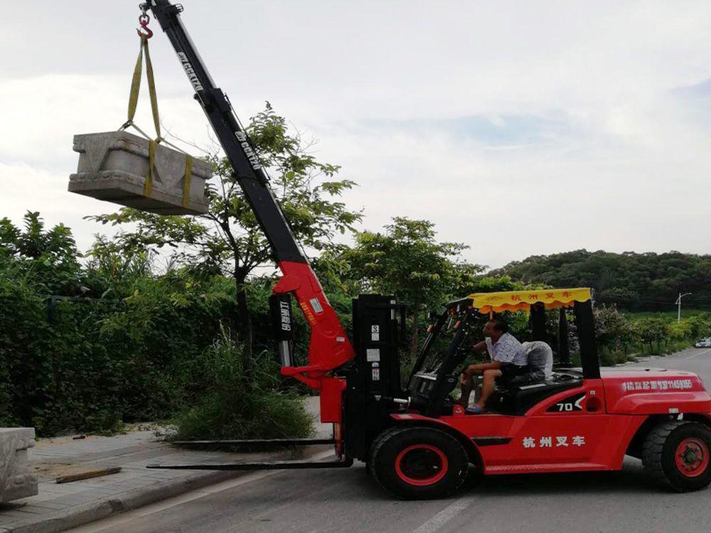 6吨叉车吊