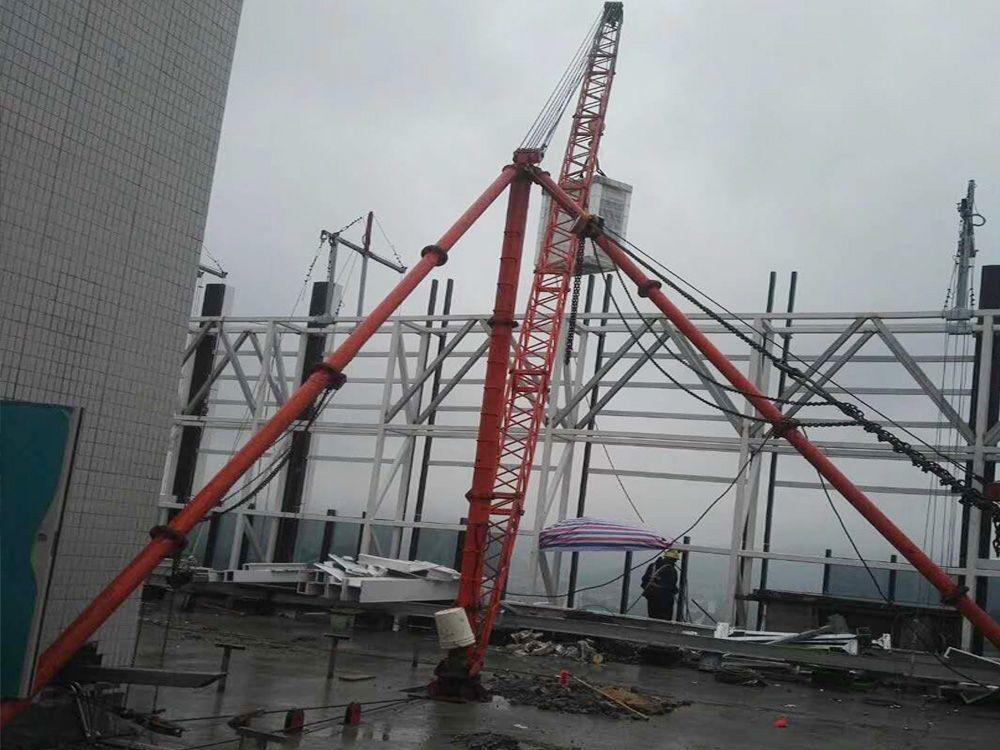 3吨高空旋转吊