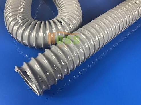 阻燃吸尘软管WH00180(灰色)