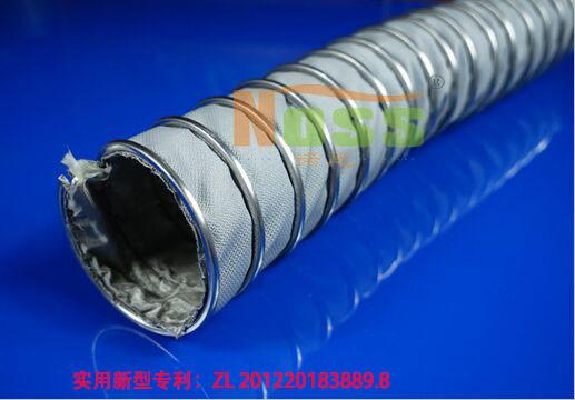 防火耐高温排烟软管900℃ WH00489