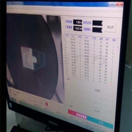 FPC钢片补强机定位贴合系统