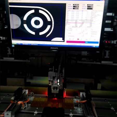 打靶机视觉控制系统