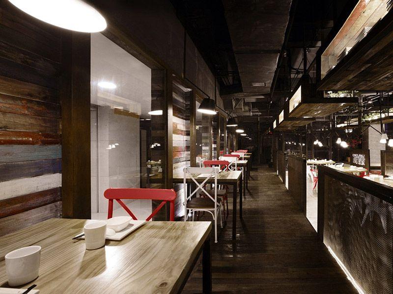 餐饮空间龙8国际官网