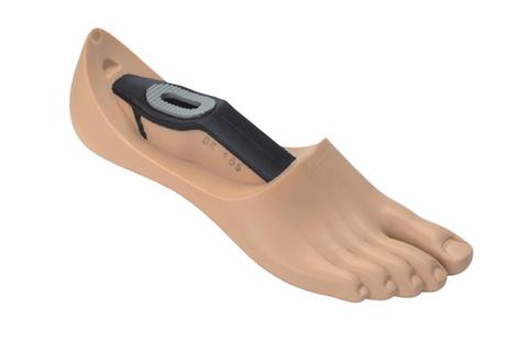 經典型萬向踝腳