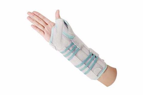 調節式全功能護腕