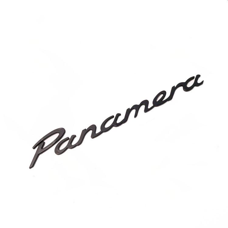 Porsche Panamera Emblem