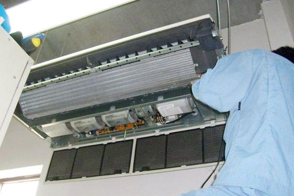 广州室内空调维修