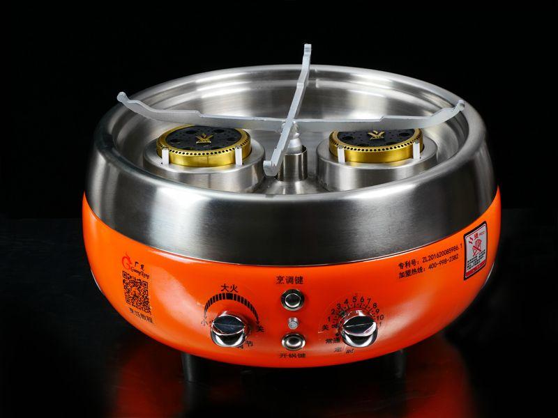 家用/商业 加强版豪华款 多功能自动烹饪机