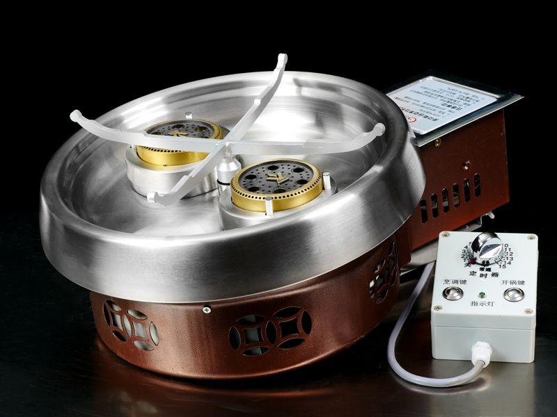 商业 嵌入式转转开锅炉系列  多功能自动烹饪机