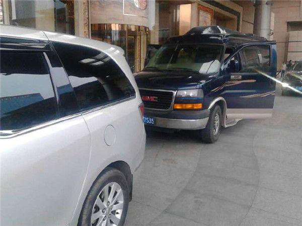 GMC商务用车