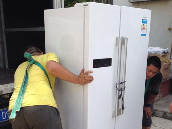 搬家搬冰箱电器