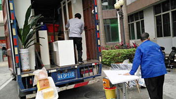 广州中信搬公司起重吊装