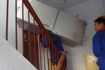 空调搬迁上楼