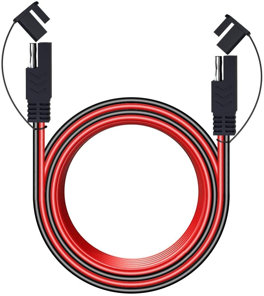 LST 4FT 12V SAE to SAE Quick Disconnect Extension Cable