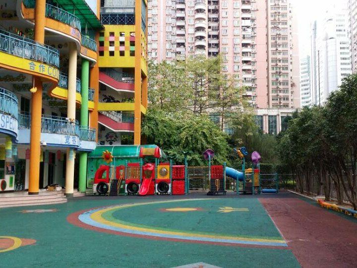 金太阳幼儿园总园