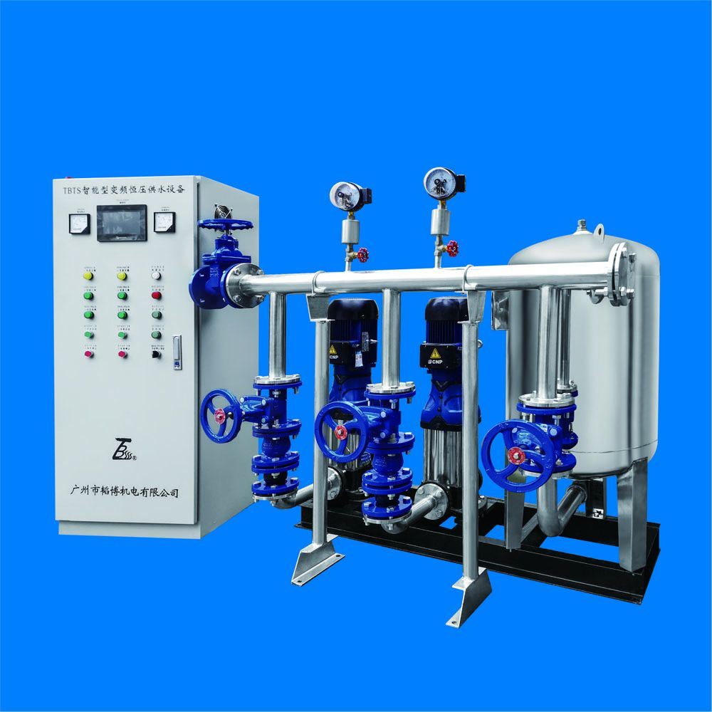 TBQS Full-automatic pneumatic water supply equipment