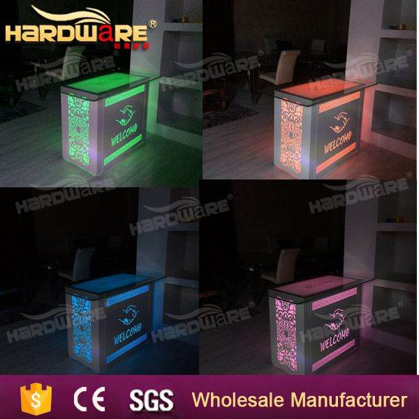 Commercial LED Lamp Light Bar Counter Table