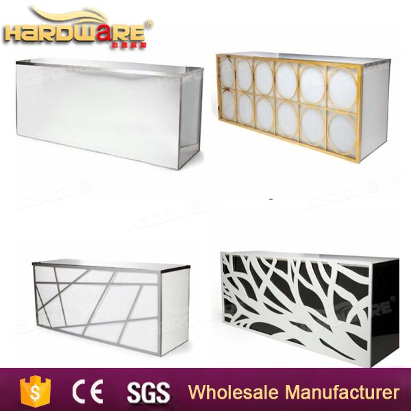 wholesale party LED light bar counters table