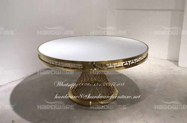 banquet table round,hardware