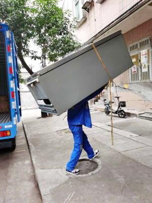 搬家搬电器