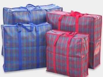 编织袋打包包装