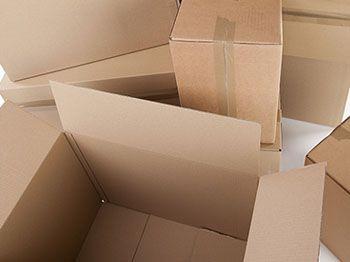 搬家纸箱打包包装
