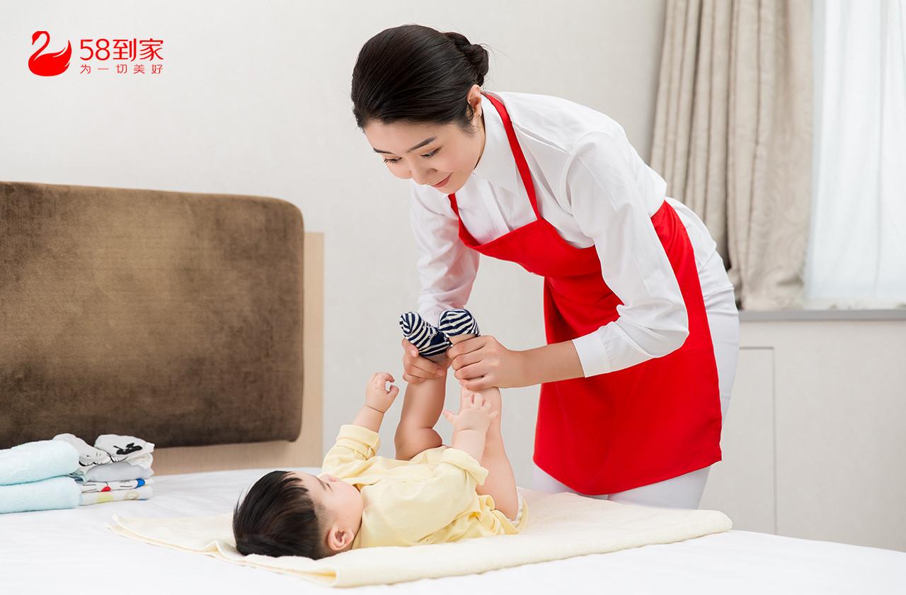 惠州保姆照顾小孩