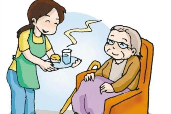 住家保姆照顾老人