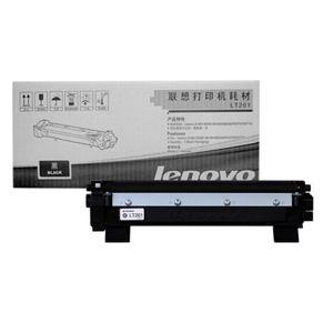 联想(Lenovo)LT201黑色墨粉