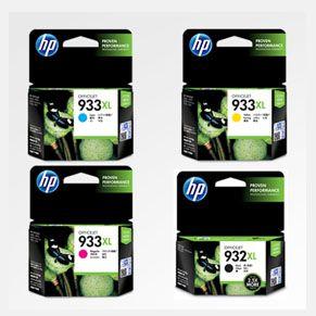 惠普HP 932XL 高收益原装墨盒套装
