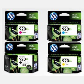 惠普HP 920XL 墨盒套装