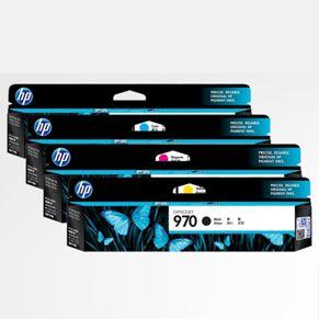惠普HP 970 OFFICEJET 墨盒套装
