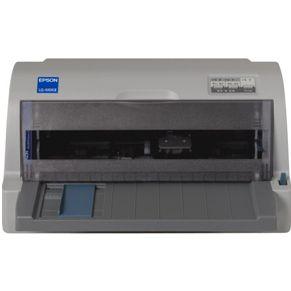 爱普生(EPSON)LQ-610KII 针式打印机