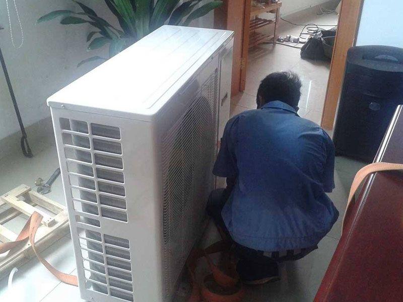 广州家庭空调拆装