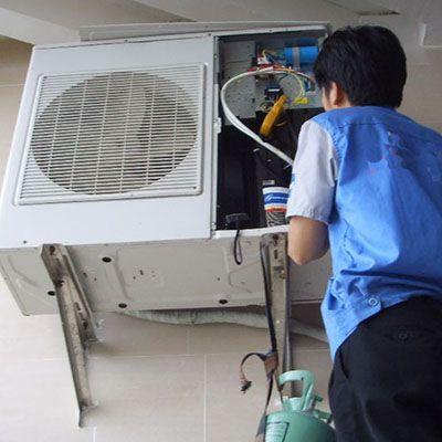 广州空调清洗,广州空调加雪种