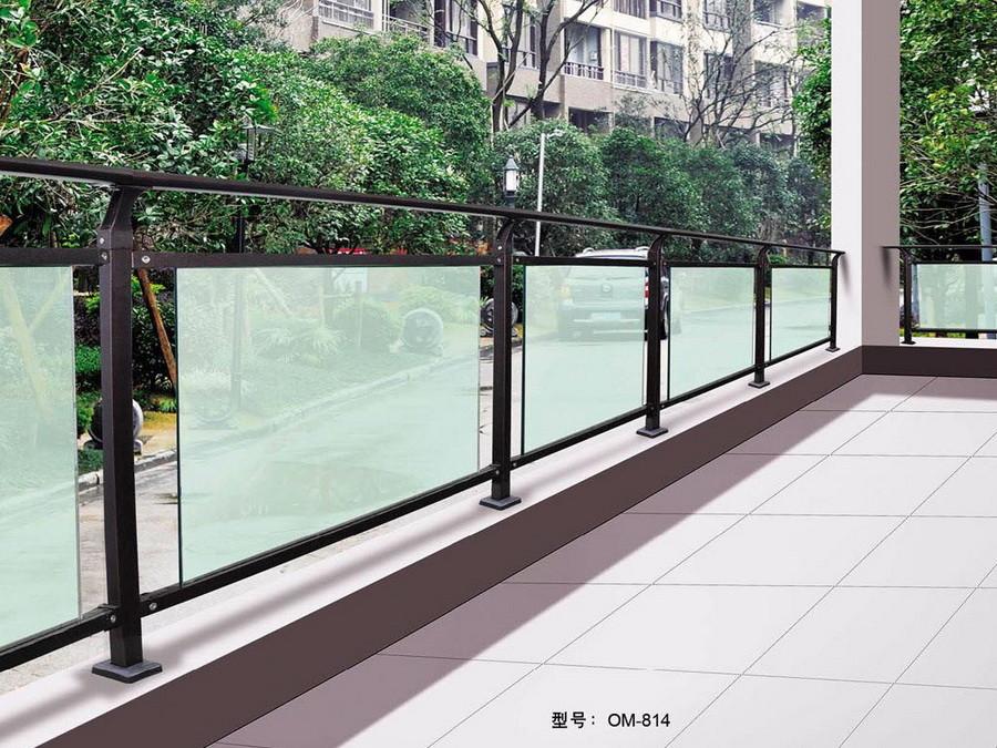 玻璃围栏安装定做