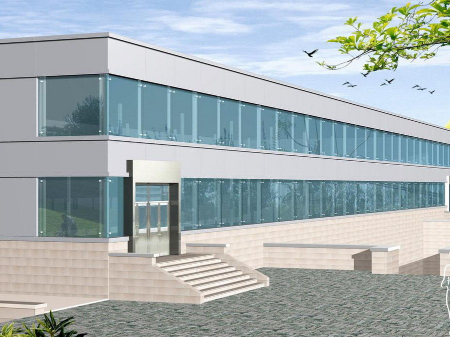 厂房玻璃窗定制生产