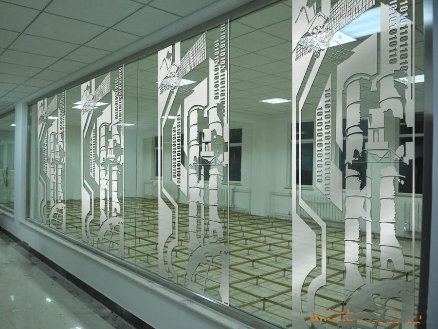 玻璃造型安装生厂