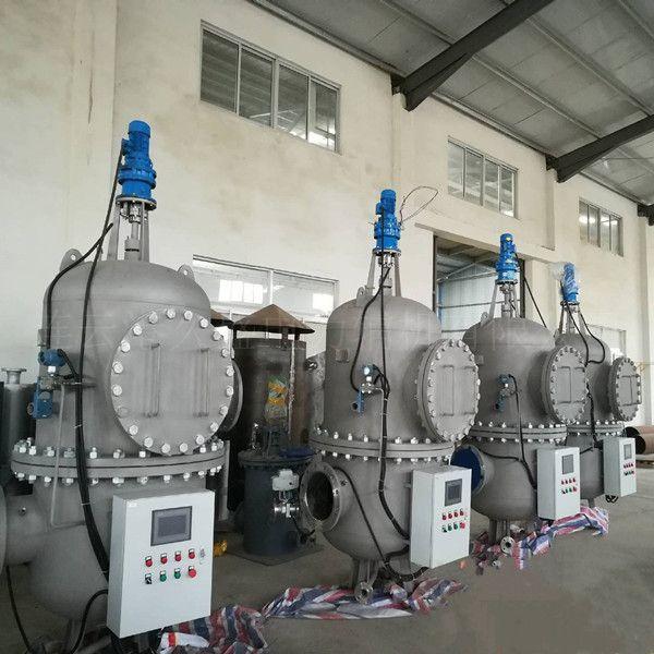 JSLS-L/W型全自動濾水器