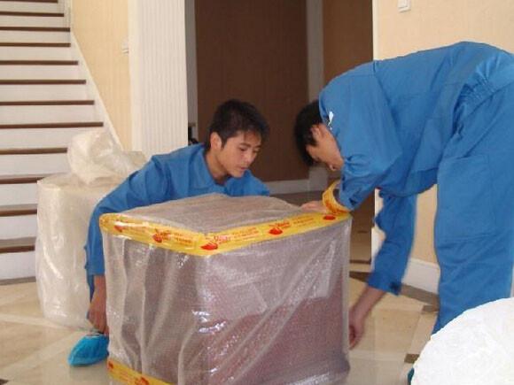 广州家庭搬家打包