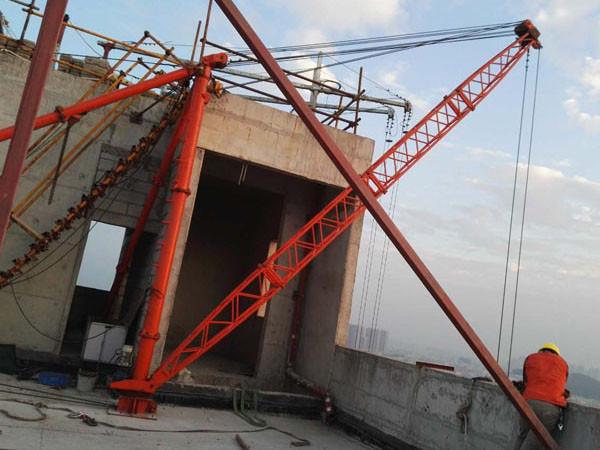 广州吊车起重吊装